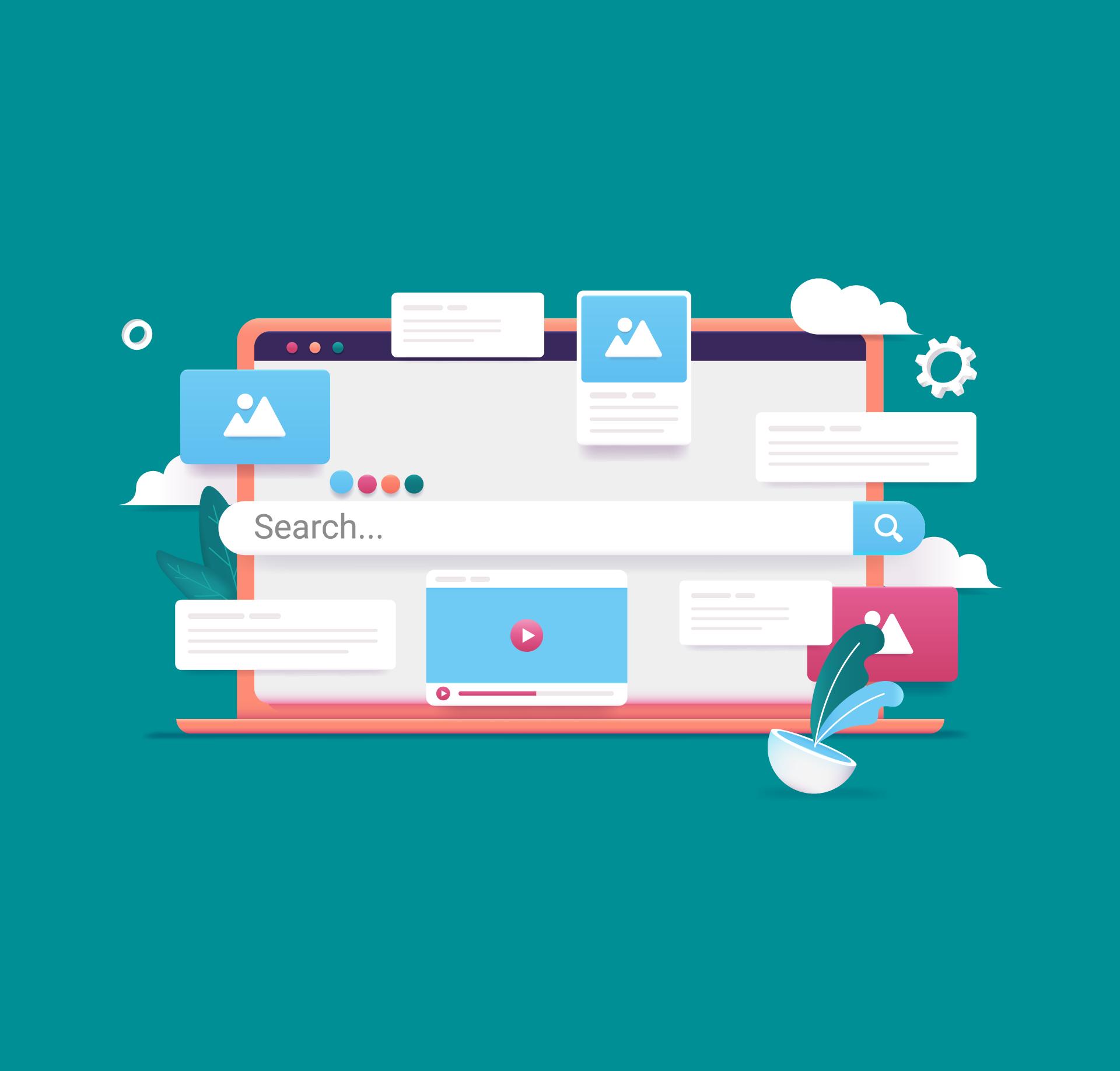 5 key ways that SEO & web design go hand in hand