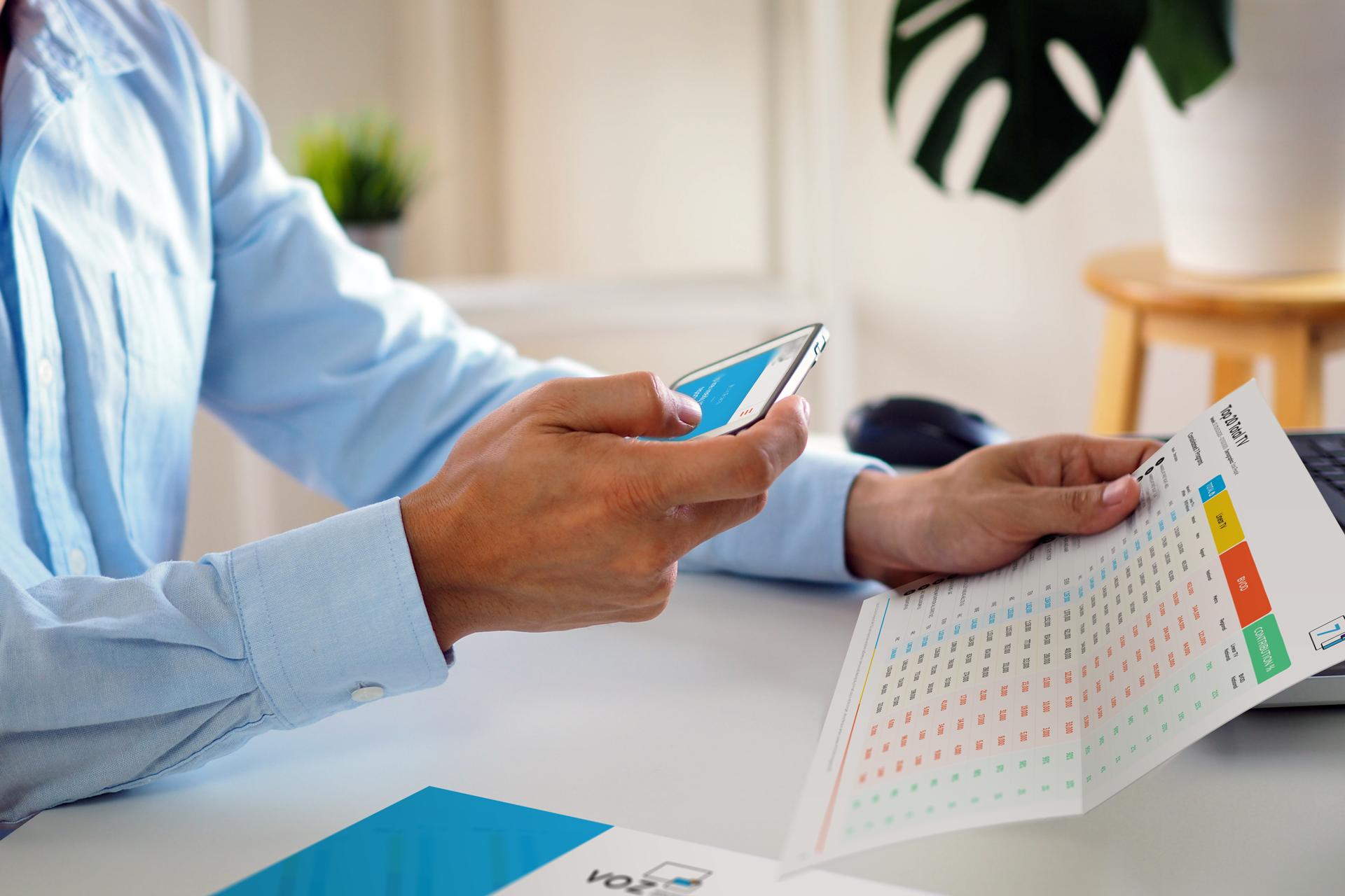 An API integration bringing valuable data to life